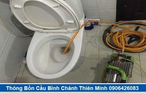 Thông Bồn Cầu Huyện Bình Chánh Thiên Minh 0938 087 552